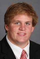 Hi. I'm Barrett Jones. You don't know me, but you will when I'm looking down at you on the ground.